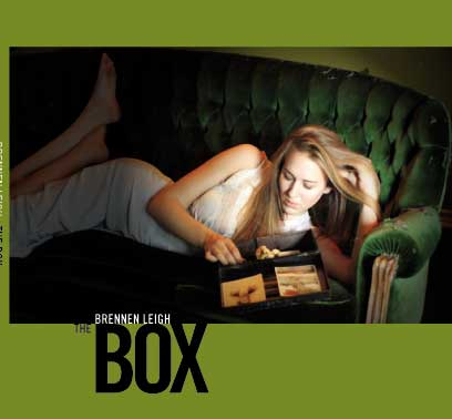"Leigh Brennen CD cover image ""The Box"""