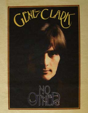 Gene Clark t-shirt - No Other