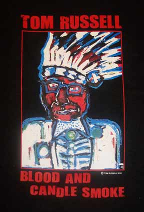Blood & Candle Smoke t-shirt