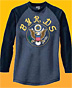 The Byrds t shirt