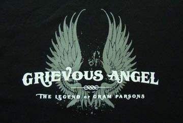 Grievous Angel Tshirt image