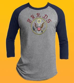 Byrds t-shirt