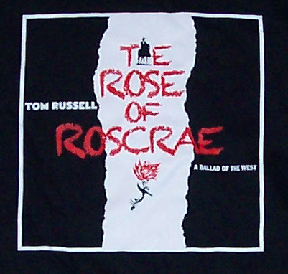 Tom Russell Roscrae Shirt