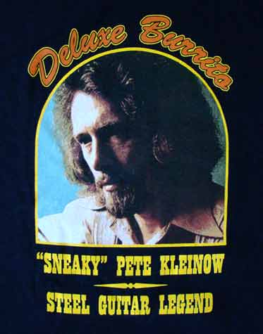 Sneaky Pete t-shirt front